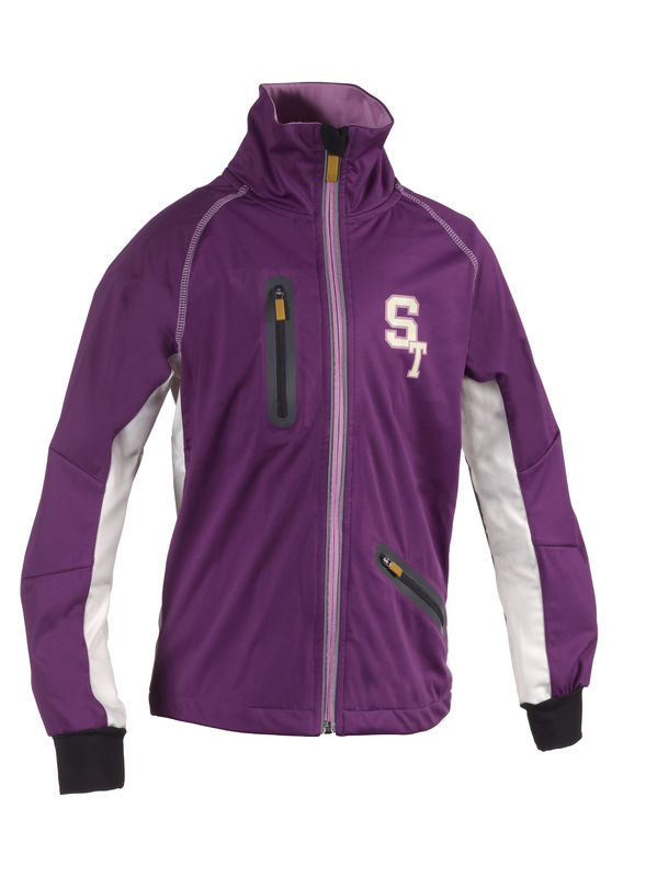 ST exercise jacket and pants girl's
