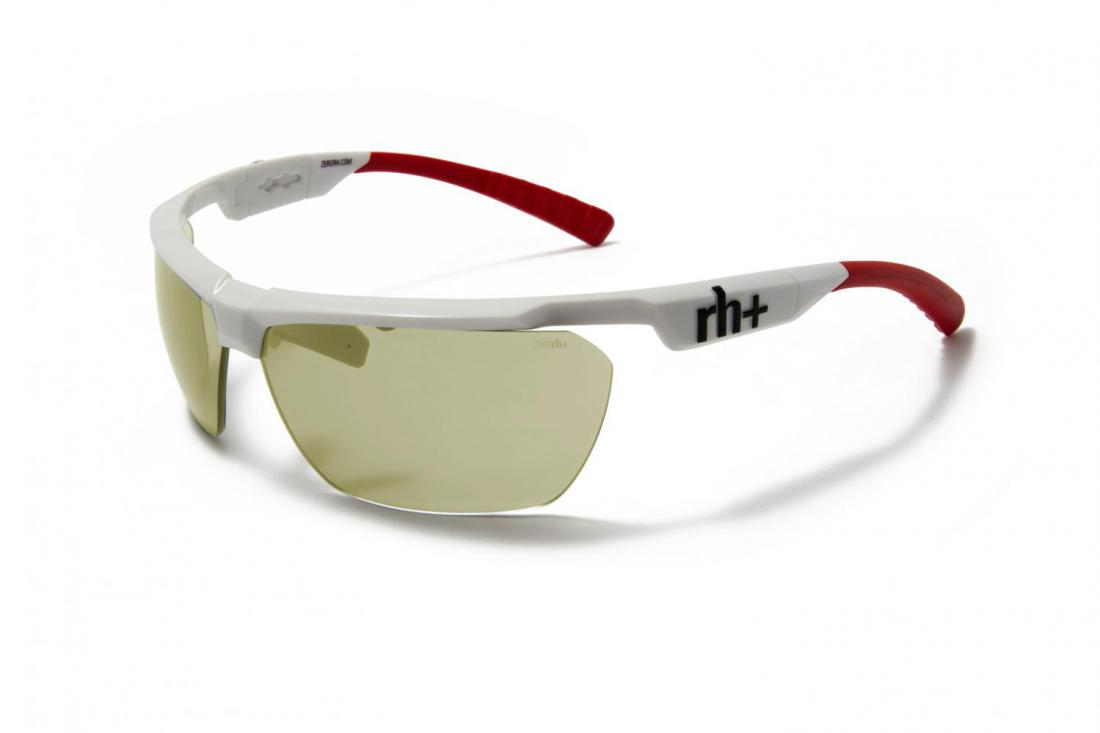 RH+ OLYMPO 4FIT Shiny White/Red