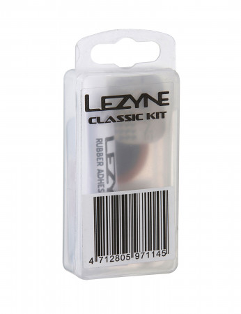 detail LEZYNE CLASSIC KIT - CLEAR