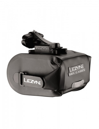 detail LEZYNE DRY CADDY QR BLACK M