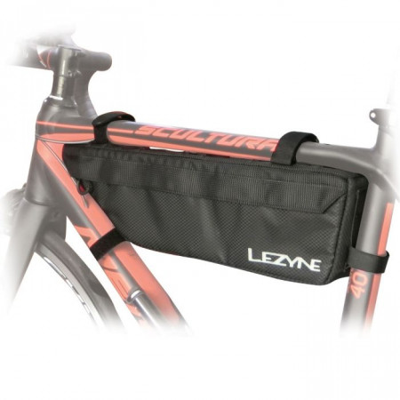 detail LEZYNE FRAME CADDY Black