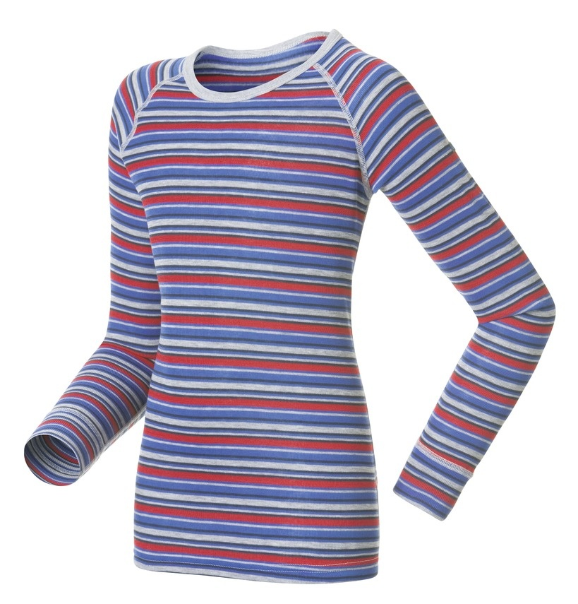 Odlo Shirt l/s crew neck WARM KIDS 10459_28700