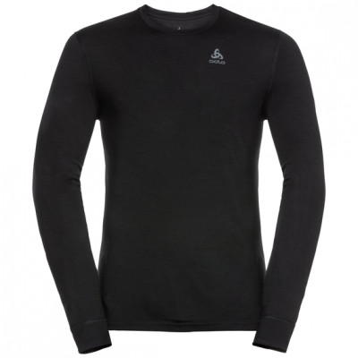 ODLO 100% MERINO WARM SUW Black 110812-15001