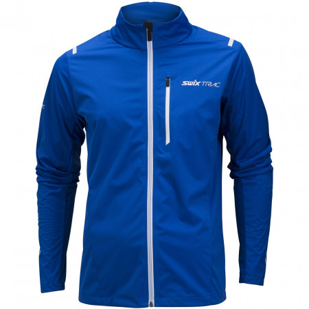detail SWIX TRIAC 3.0 JACKET Blue