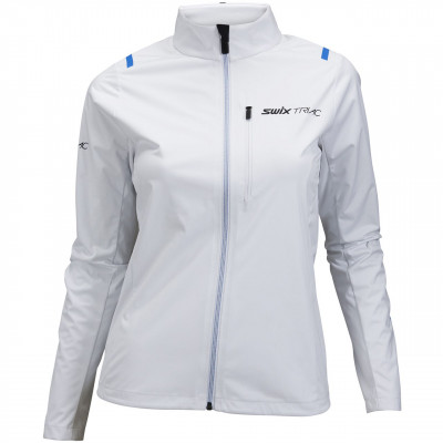 SWIX TRIAC 3.0 JACKET WOMAN White