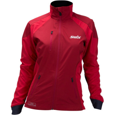 SWIX PROFIT REVOLUTION JACKET Wmn Red