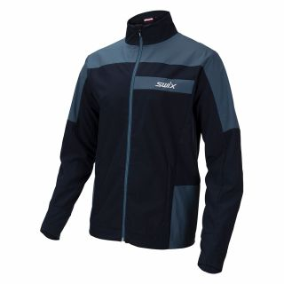 SWIX EVOLUTION GORE-TEX JACKET Blue 15221-75100