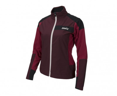 SWIX EVOLUTION GORE-TEX JACKET WOMEN Red 15226-94303