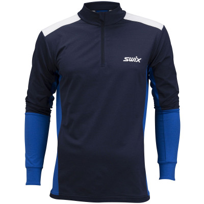 SWIX QUANTUM NTS TOP Dark Navy