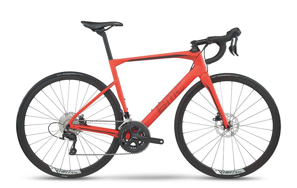 BMC ROADMACHINE 02 105 CT - red