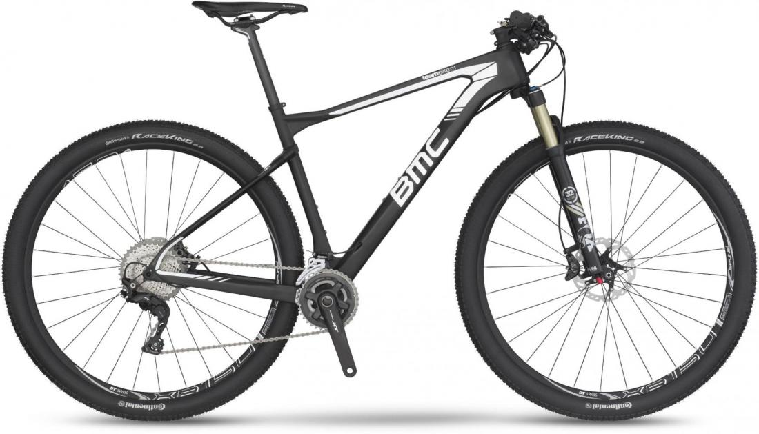 BMC TEAMELITE 01 XT – white