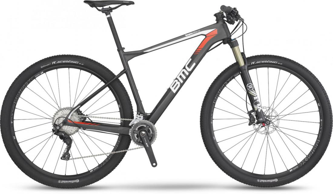 BMC TEAMELITE 02 XT – swiss