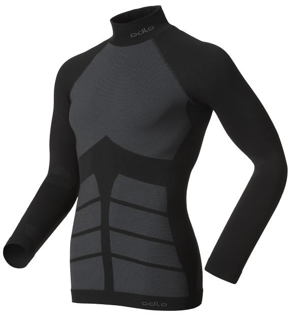 ODLO turtle neck 1/2 zip EVOLUTION WARM 184192-60056