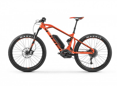 MONDRAKER E-FACTOR+ 27.5 Orange