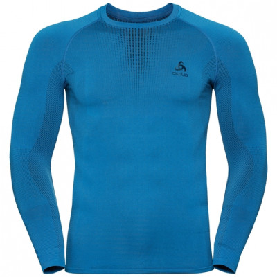 ODLO PERFORMANCE WARM l/s TOP Directoire Blue 188032-20234