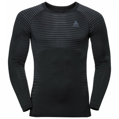 ODLO TOP l/s PERFORMANCE LIGHT Black 188142-15000
