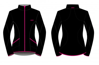 KV+ KARINA JACKET WOMAN Black/Pink 20V120-1