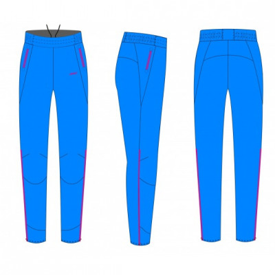 KV+ KARINA PANTS WOMAN Blue 20V121-2
