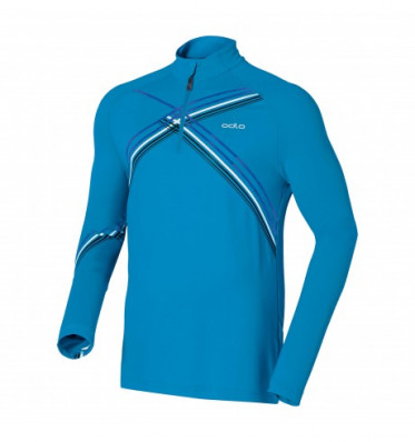 ODLO Midlayer 1/2 zip MISCHABEL 221582-23600