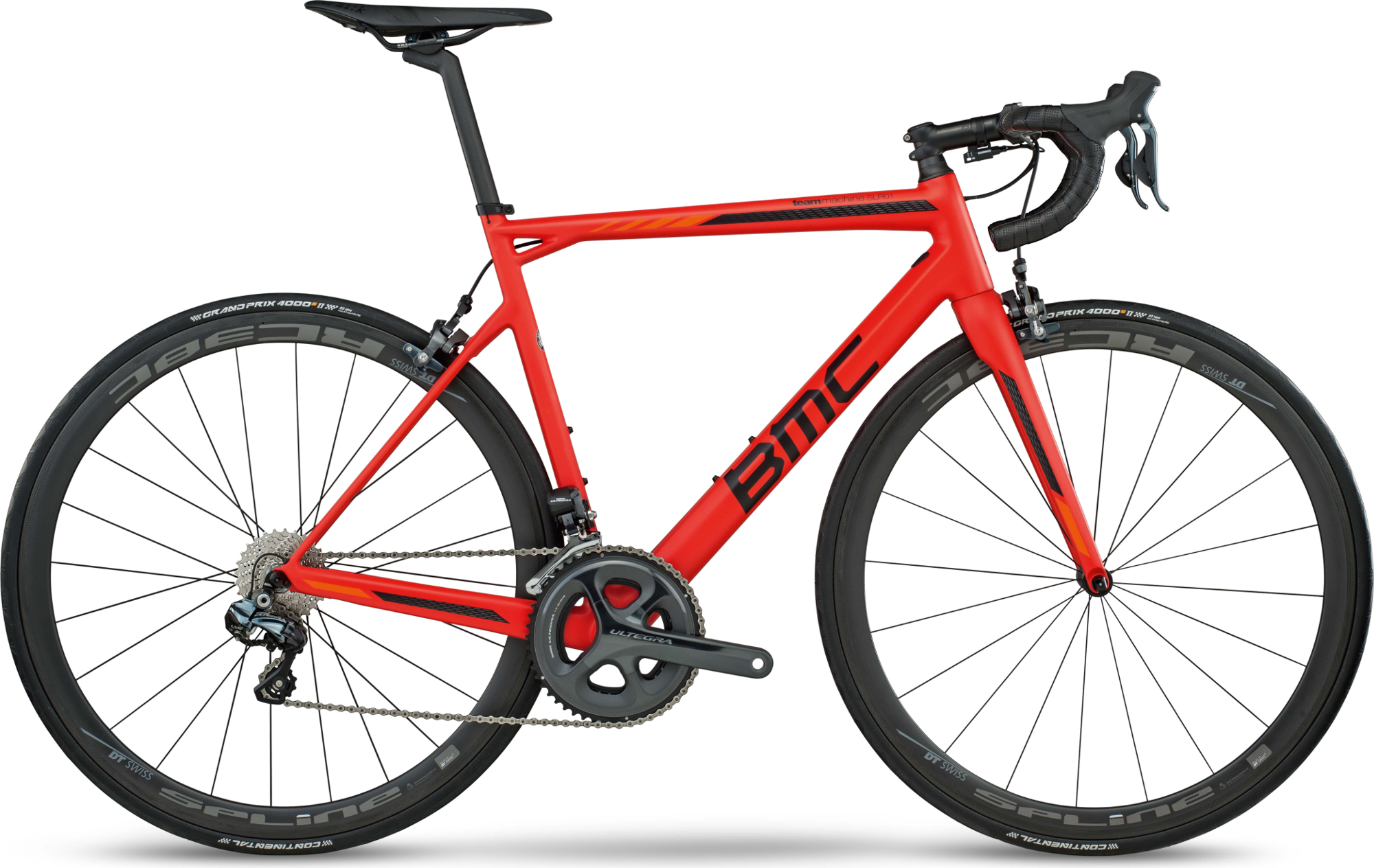 BMC TEAMMACHINE SLR01 ULTEGRA Di2 – super red 2017