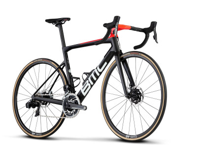 BMC TEAMMACHINE SLR01 ONE Carbon/White/Red