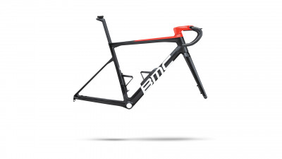 BMC TEAMMACHINE SLR01 RÁMOVÁ SADA Carbon/White/Red