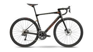 BMC ROADMACHINE 01 FOUR ULTEGRA Di2 Carbon/Ora/Grey