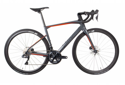 BMC ROADMACHINE THREE ULTEGRA Grey/Red/Black