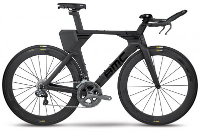 BMC TIMEMACHINE 01 THREE ULTGERA Di2 Black