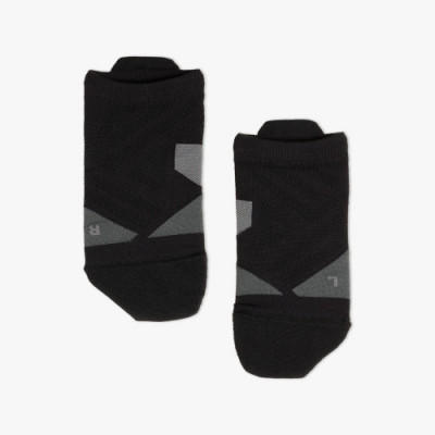 ON LOW SOCK W Black/Shadow