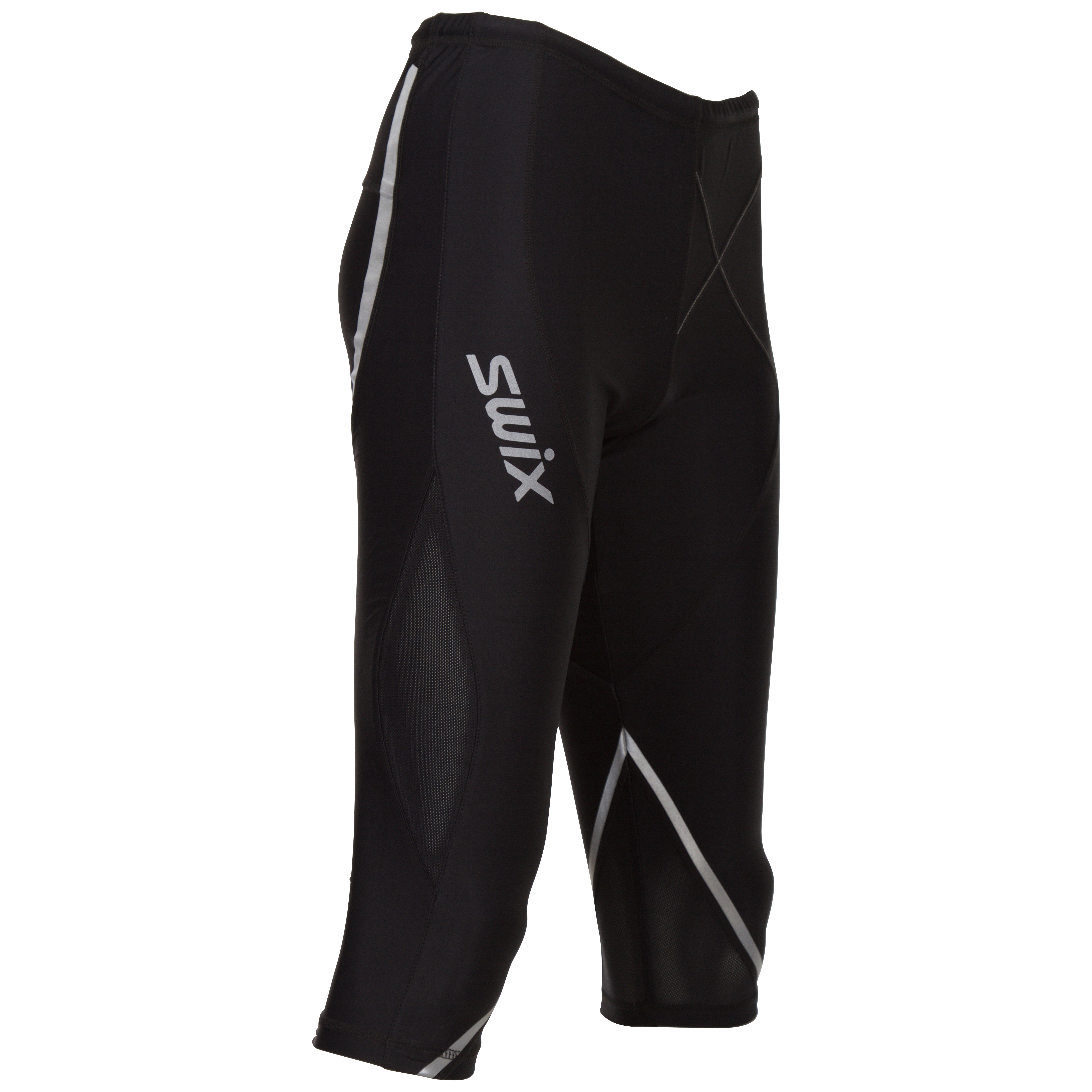 SWIX O2 TIGHT 3/4 LONG WOMEN Black 32206_10000