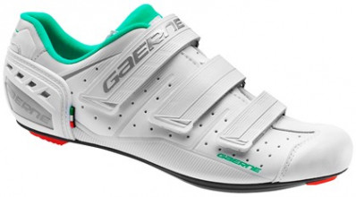 GAERNE RECORD lady white/aqua