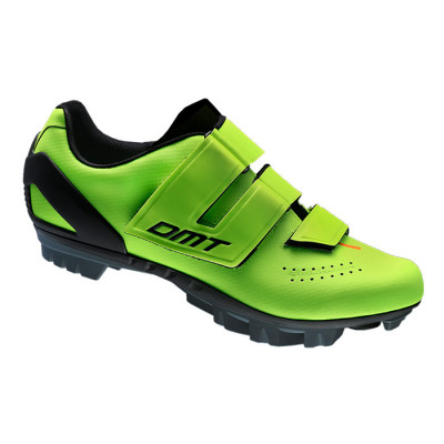 DMT DM6 FLUO YELLOW 2018