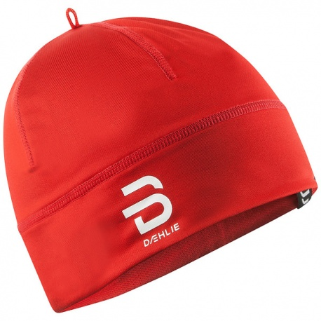 náhled BJORN DAEHLIE Hat Polyknit – High Risk Red 331001-35300