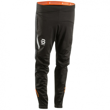 detail BJORN DAEHLIE Pants Fierce WMN – Black