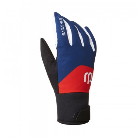 detail BJORN DAEHLIE GLOVES CLASSIC 2.0 – Dark Blue 332810-25300
