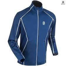 detail BJORN DAEHLIE JACKET CHAMPION 2.0 Estate Blue 332949-25300