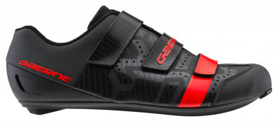 GAERNE G.RECORD Matt Black Red