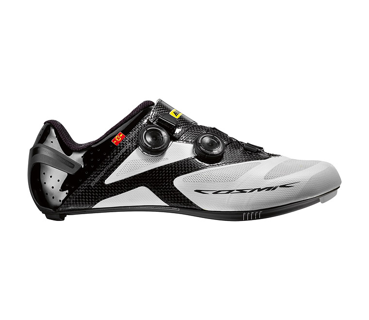 MAVIC COSMIC II ULTIMATE WHITE/BLACK 2018
