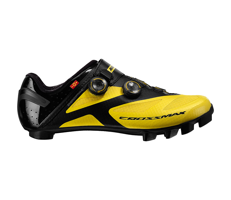 MAVIC CROSSMAX SL ULTIMATE YELLOW MAVIC/BLACK 2018