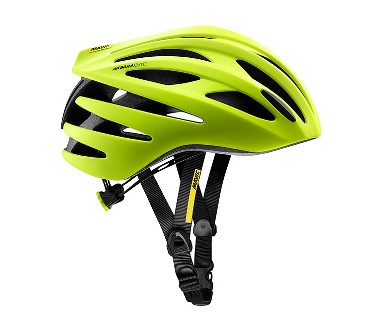 MAVIC AKSIUM ELITE SAFETY/YELLOW