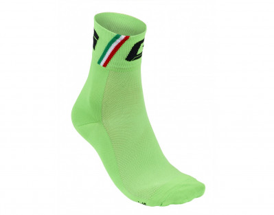GAERNE PROFESSIONAL SOCKS YELLOW FLUO