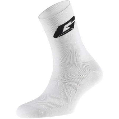 detail GAERNE G.PROFESSIONAL LONG SOCKS White/Black