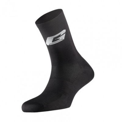 GAERNE G.PROFESSIONAL LONG SOCKS Black/White