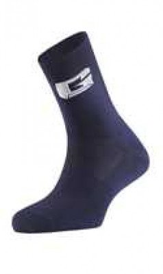GAERNE G.PROFESSIONAL LONG SOCKS Blue/White