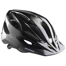 BONTRAGER SOLSTICE YOUTH BLACK