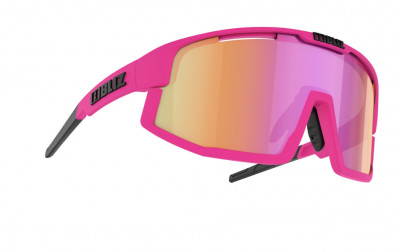 BLIZ VISION Pink Brown/Purple Multi