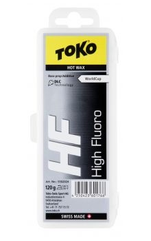 TOKO HF Hot wax black 120g