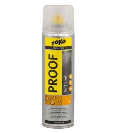 detail TOKO ECO Soft Shell Proof 250ml