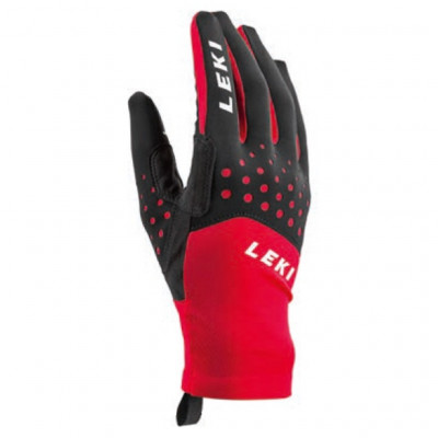 LEKI NORDIC RACE Black/Red